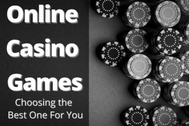 Online Casino Games - Choosing the Best One For You - feature